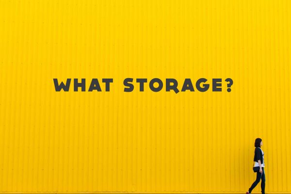 Need storage? Find the site and service that fits best