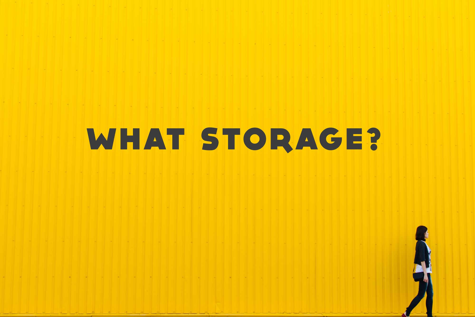 What Storage? - Bristol