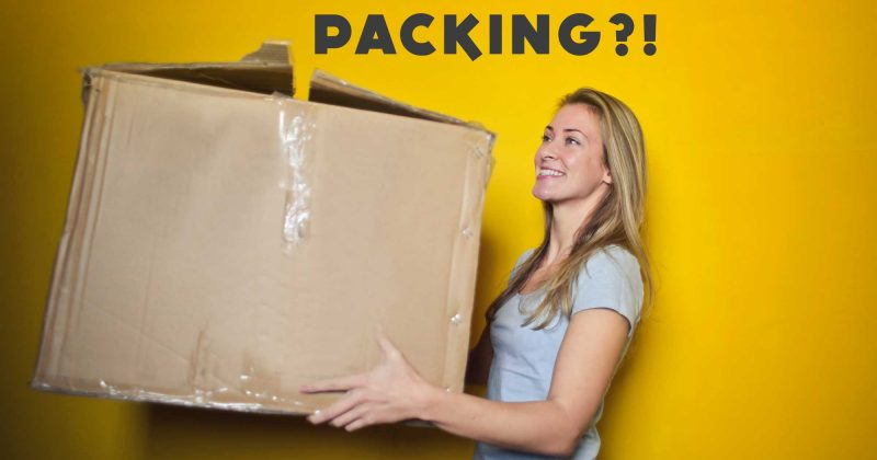 Unpacking the packing process – tips and tricks