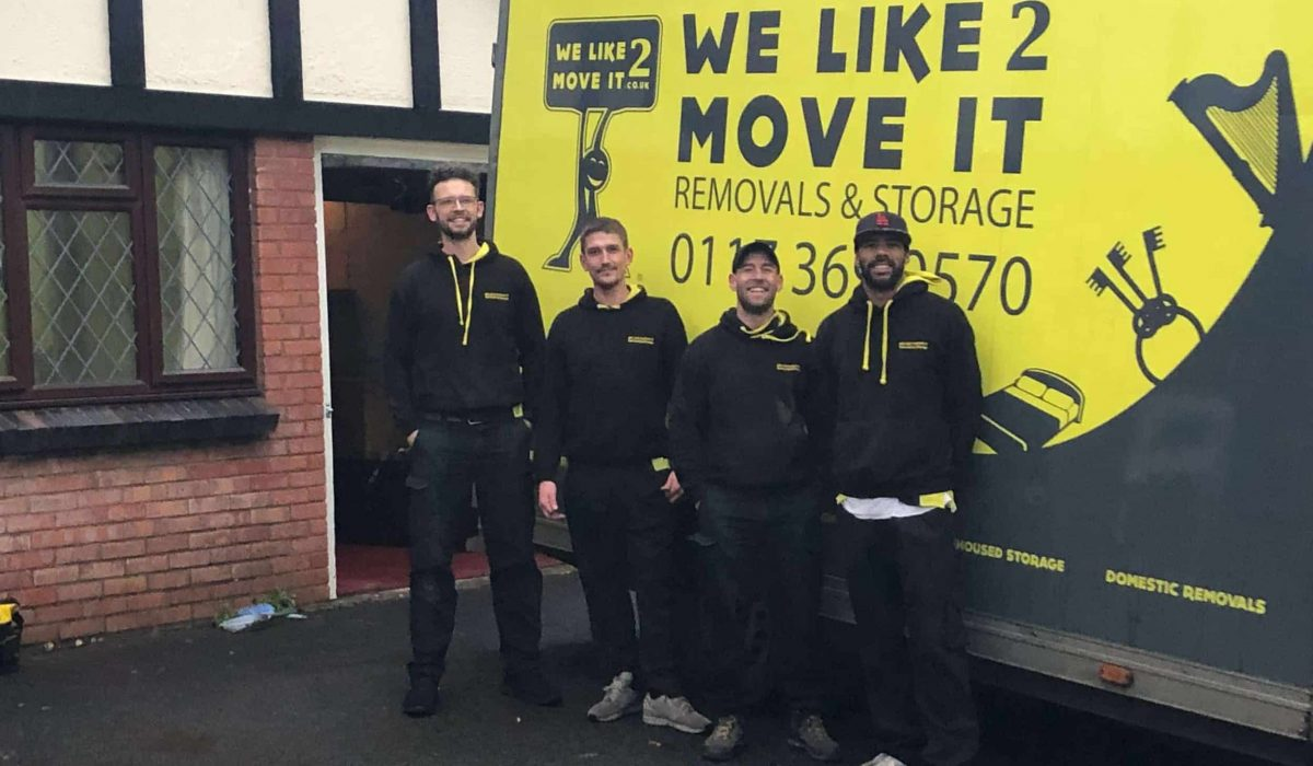 Removals Bristol Team